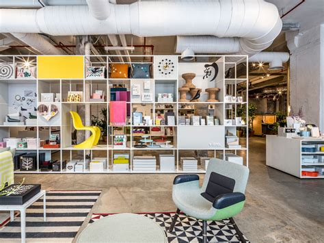 Up The Shop by Vitra New Pop Up Shop And Garage Office In New York