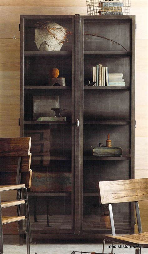 Cabinet Shelf - roost curator s cabinet six shelf bookcases cabinets