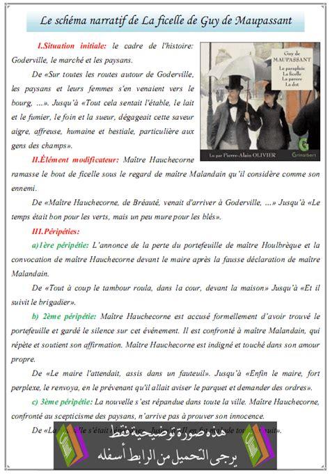 مادة اللغة الفرنسية الجذع المشترك