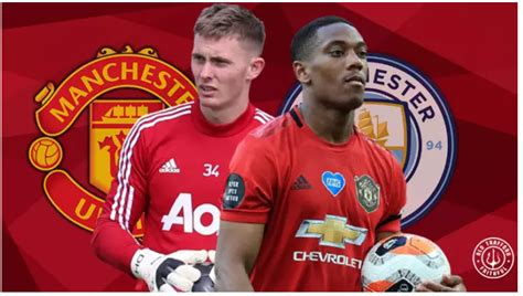 4-3-3, Predicted Man Utd Line Up To face Man City as ...