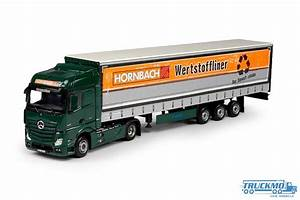Hornbach Pkw Anhänger : tekno hornbach lkw mercedes benz actros bigspace mit ~ Jslefanu.com Haus und Dekorationen
