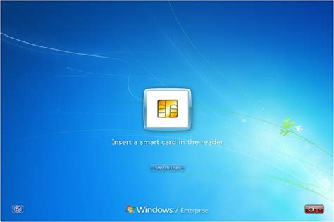 Unable To Logon To Windows As It Asks For A Smart Card