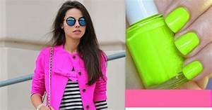 Fashion Neon is Back Made By Girl