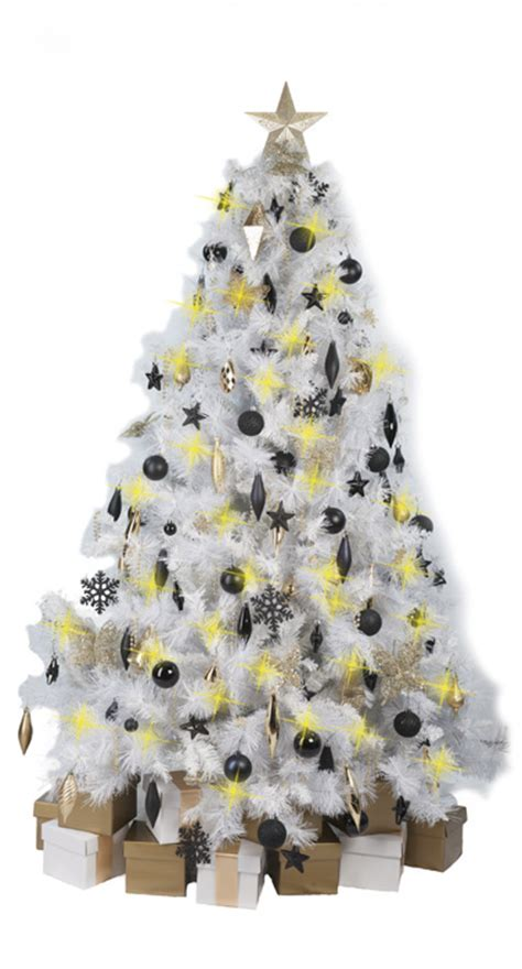 hire artificial decorated christmas trees   newcastle