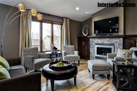 Split Level Kitchen Living Room Remodel by Contemporary Split Level Remodel Living Room Interiorno3