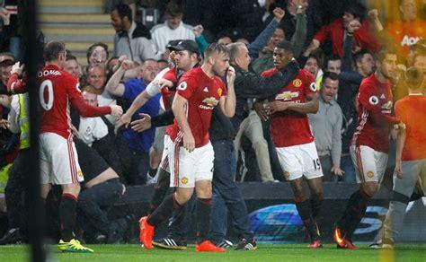 Manchester United pair Rashford and Mkhitaryan are pushing ...