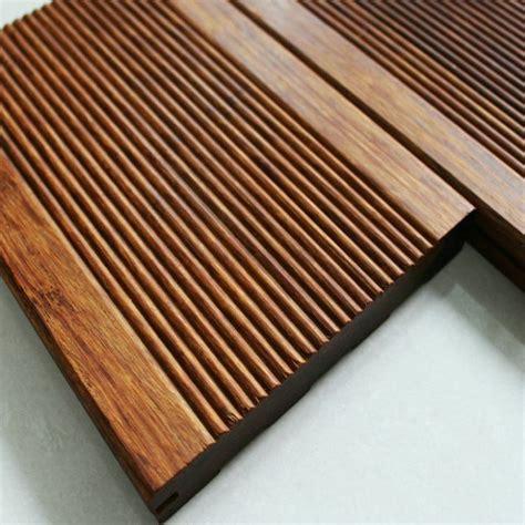 Terrassendielen Die Neuen Materialien by Outdoor Bambus Terrassendielen Lieferanten Und Hersteller
