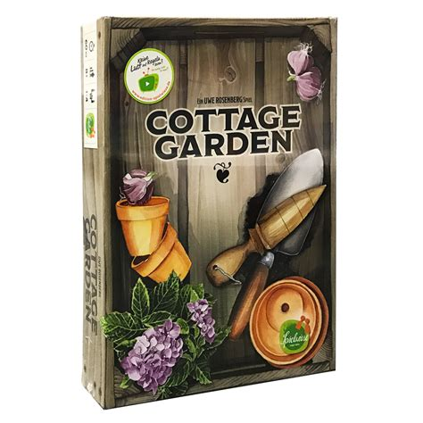 Cottage Board by Cottage Garden Board The Gamesmen