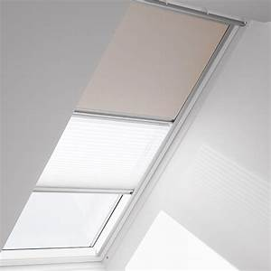 store velux isolant kinlo sans perage store velux With store interieur isolant thermique