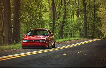 Mk3 Golf Volkswagen Gti Lowrider Wallpapers Tuning