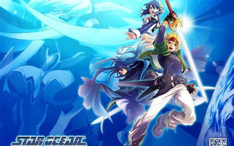 star ocean action rpg fantasy anime sci fi star ocean