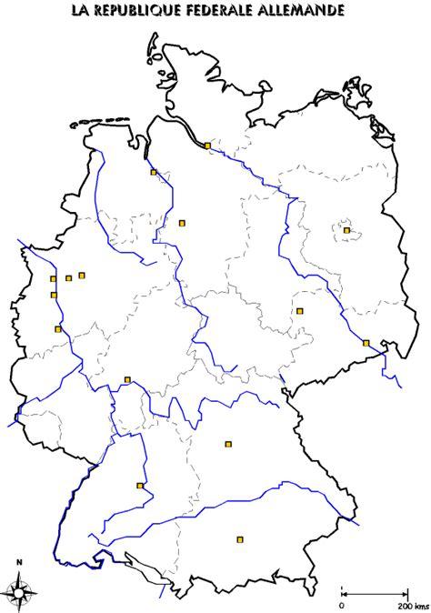 Carte Allemagne Vierge by Pin Carte Allemagne Vierge Des Landers Ajilbabcom Portal