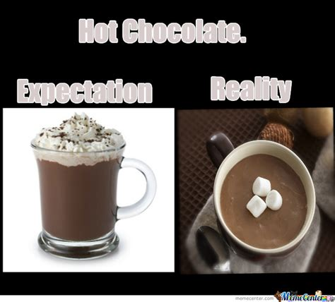 Chocolate Memes - hot chocolate by haleyh666 meme center