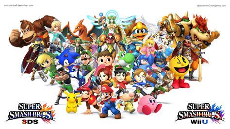 Smash Bros Melee Wallpaper Super Smash Bros Wii U Push B