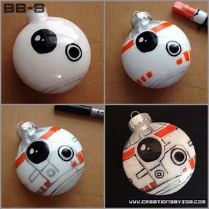 Star Wars Diy : best 25 star wars christmas ornaments ideas on pinterest star wars christmas decorations ~ Orissabook.com Haus und Dekorationen