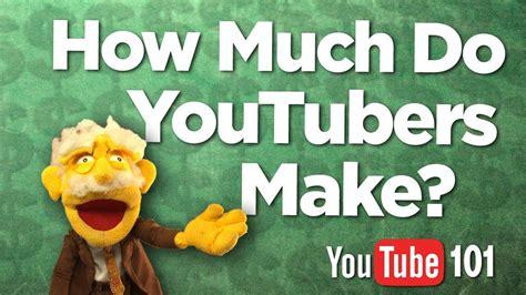 How Much Do Youtubers Make? Secrets Revealed! Doovi