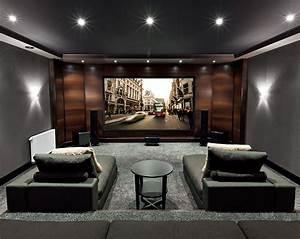 Cinema A La Maison : cin ma maison audio vid o conception cin ma maison ~ Louise-bijoux.com Idées de Décoration