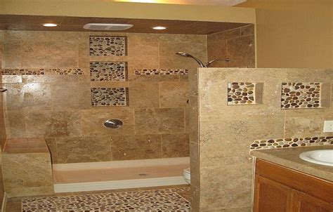 bathroom mosaic tile designs mosaic pebble bathroom floor tiles how to install