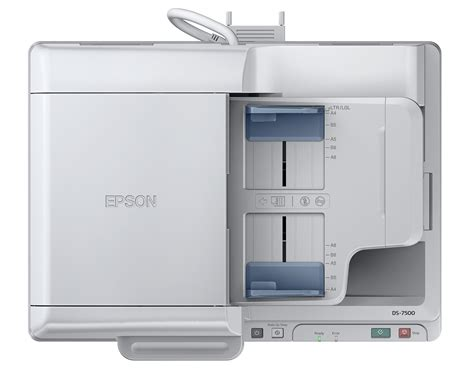 Epson Workforce Ds-7500 Flatbed Document Scanner With