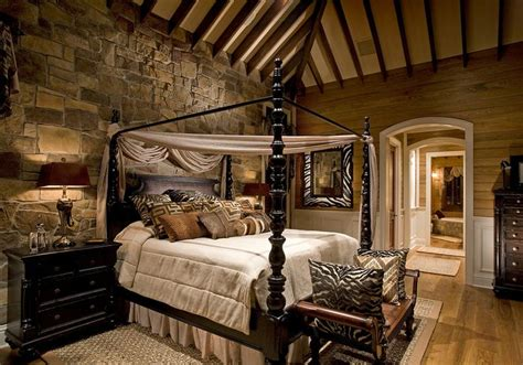 Rustic Bedrooms : 21 Rustic Bedroom Interior Design Ideas