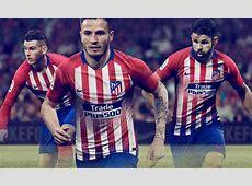 Atletico de Madrid Kits Dream League Soccer 2019 DLS