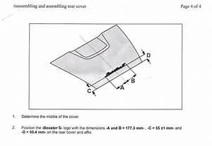 Porsche Boxster S Emblem : dimension for replacing rear deck emblem 986 forum for ~ Kayakingforconservation.com Haus und Dekorationen
