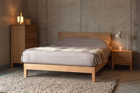 Bed Furniture by Malabar Contemporary Wooden Bed Bed Company