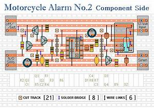 How To Build A 555 -timer Based Motorcycle Alarm