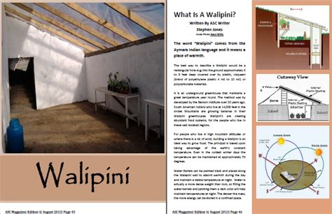 best floor plans for homes 5 reasons to grow your food in a walipini ground report
