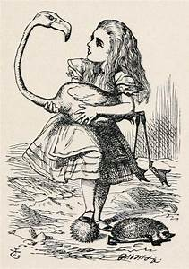 Alice in Wonderland, by Lewis Carroll : contents