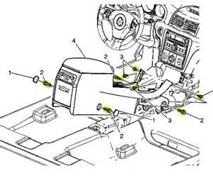 service manual 2010 saturn vue dash removal diagram With saturn vue dash diagram