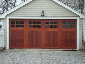 Wonderful carriage style garage doors carriage style for Carriage style garage doors with windows