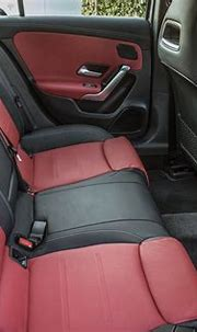 Mercedes A-Class hybrid practicality & boot space ...