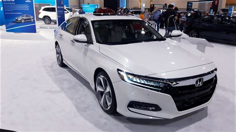 2019 Honda Accord 2.0t Touring