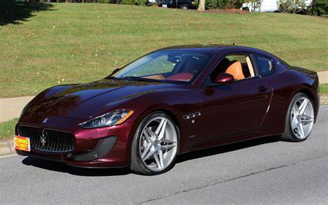 Maserati Granturismo by 2014 Maserati Granturismo S 2014 Maserati Gran Turismo
