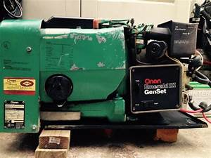 Onan Gen Set Rvs For Sale