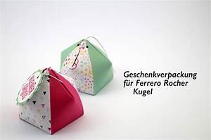 Geschenkbox Selber Basteln : rocher geschenkbox selber basteln heute das anleitungs video ~ Watch28wear.com Haus und Dekorationen