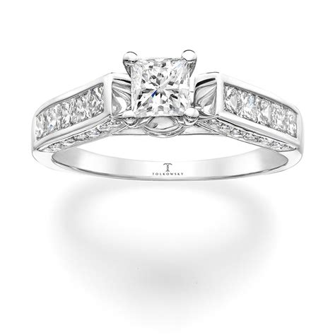 Sterlingjewelers  Tolkowsky Engagement Ring 114 Ct Tw. Emeraldengagement Wedding Rings. North West Ring Engagement Rings. Edgy Engagement Rings. .5ct Engagement Rings. Kundan Rings. Ctw Diamond Wedding Rings. Blue Stone Rings. Chisel Rings