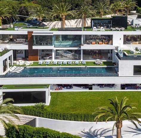 Los Angeles Villa Kaufen by Bel Air In Los Angeles Steht Die Teuerste Villa Der Welt