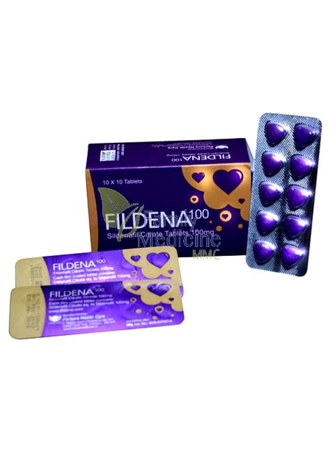Buy Fildena (Sildenafil Citrate) 100mg   Generic Viagra ...