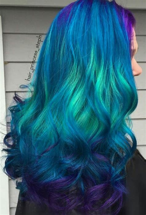 17 Best Images About Hair On Pinterest My Hair Teal