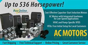 Ac Motors  Controllers  And Variable Frequency Drives