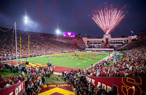 gallery ucla football falls  usc    rivalry game