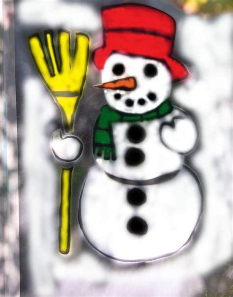 Weihnachtsdeko Fenster Malen by Fensterdeko Zu Weihnachten 104 Neue Ideen