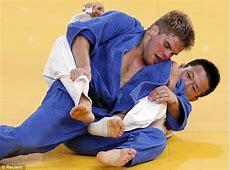 London Olympics US judo champ Nicholas Delpopolo sent