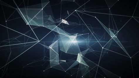 Abstract Lowpoly Vectorwork Connections From Particles HD Wallpapers Download Free Images Wallpaper [1000image.com]