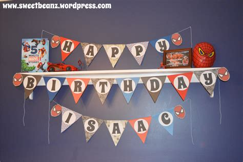 diy birthday banner template 301 moved permanently