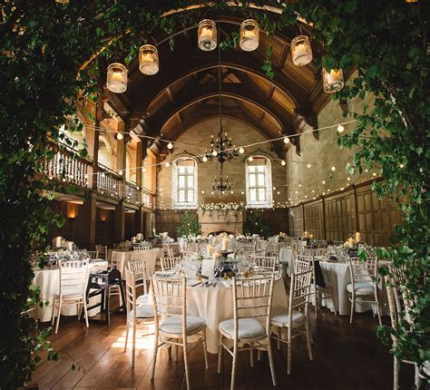 Best Wedding Venues In The Uk  Most Beautiful British
