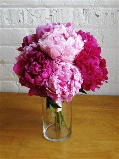 peonies eco friendly wedding  event florist pollen