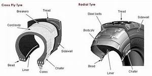 Learn The Differences Between Radial  U0026 Crossply Tyres